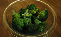 Broccoli, un aliment care va poate balona