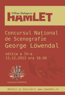 Concursul National de Scenografie George Lowendal