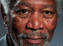 Morgan Freeman, pe iPad