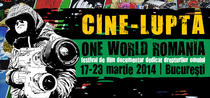 Afis One World Romania 2014