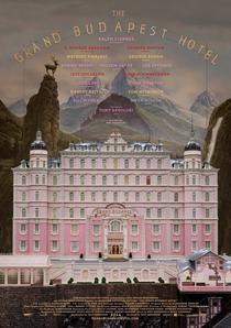 The Grand Budapest Hotel, regia Wes Anderson