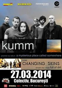 Kumm & Changing Skins