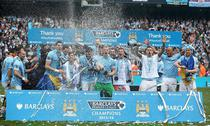 City, campioana din Premier League