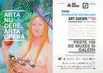 ART SAFARI - Arta nu cere