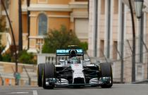 Rosberg, pole-position in Principat