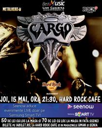 Cargo in Hard Rock
