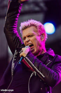 Billy Idol - Cluj