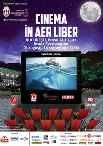 Cinema in aer liber