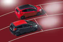 Ford Fiesta Black Edition si Ford Fiesta Red Edition
