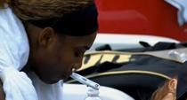 Serena Williams, abandon la Wuhan