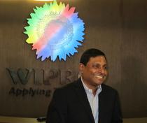 TK Kurien, CEO al companiei indiene de IT Wipro