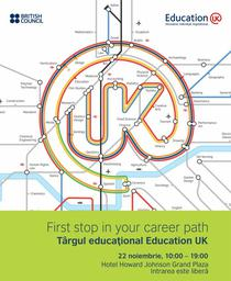 Education UK Exhibition