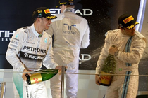 Lewis Hamilton, campion in Formula 1