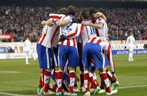 Atletico, victorie mare cu Real