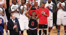 Russell Westbrook, MVP-ul All Star Game