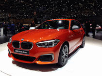 BMW Seria 1 Facelift