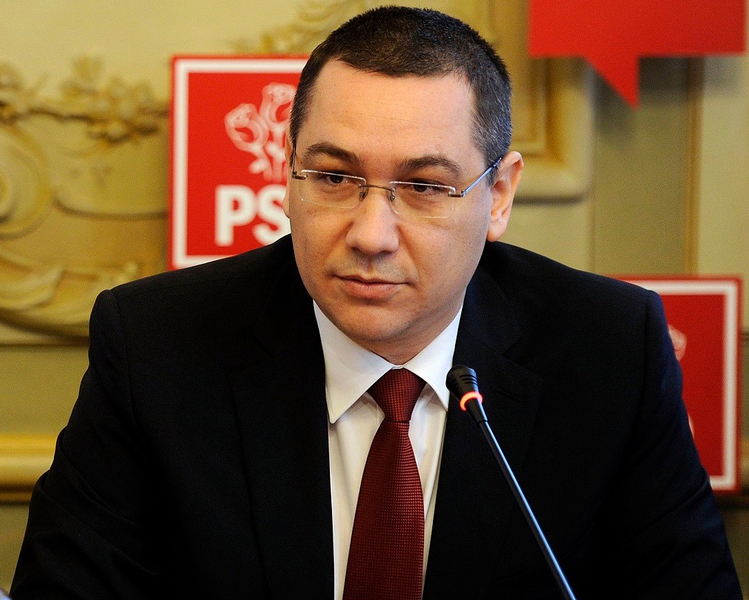 UPDATE Romanian PM Victor Ponta says he withdraws from party ...