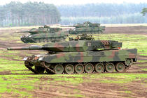 Tancuri germane Leopard 2