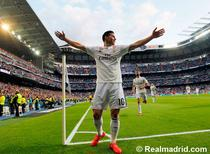 James, gol pentru Real Madrid