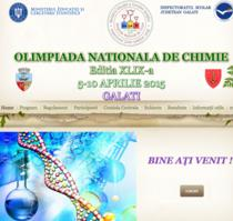 Olimpiada Nationala de Chimie 2015