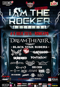 Festival I am The Rocker-2015