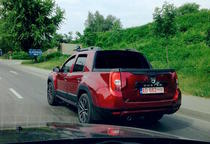 Dacia Duster Pick-Up Double Cab