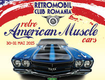 Retro American Muscle Cars 30-31 mai 2015