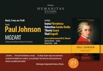 """Mozart. O viata"" de Paul Johnson"