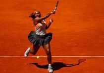 Serena Williams, la Madrid