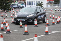Ford Fiesta - Ford Driving Skills For Life