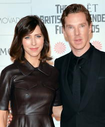 Sophie Hunter si Benedict Cumberbatch
