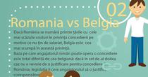 romania vs belgia