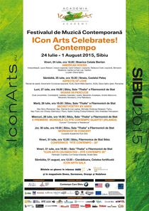 Festivalul ICon Arts 2015