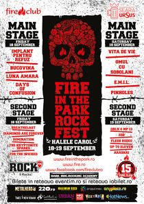 Fire In The Park_2015