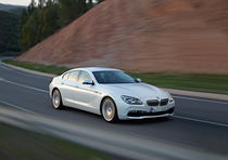BMW Seria 6 Gran Coupe
