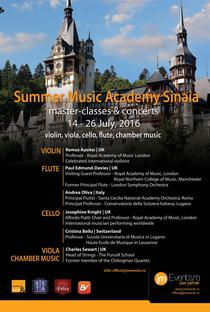 Summer Music Academy 2016