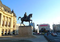 Bucurestiul in decembrie 2015