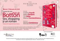 """Sex, shopping si un roman"" de Alain de Botton"