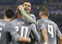 Real Madrid, victorie importanta pe Olimpico
