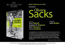 Eveniment Oliver Sacks