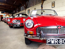 La Classic & Sports Car Centre