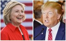 Clinton si Trump, principalii favoriti in SUA