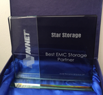 Star Storage_Best EMC Storage Partner_trophy