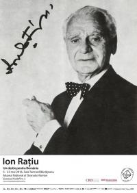 Ion Ratiu - un lider autentic
