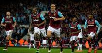 West Ham, succes important cu Manchester United