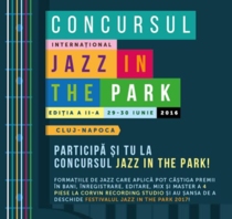 Concurs Jazz in the Park 2016