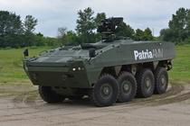 Patria AMV in Romania