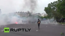 Proteste violente in Paris