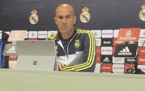 Zinedine Zidane, antrenor Real Madrid