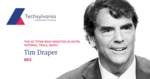 Tim Draper la Techsylvania 2016